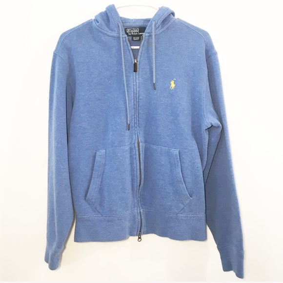 Polo By Ralph Lauren Shirts Polo Ralph Lauren Zip Up Hoodie Poshmark
